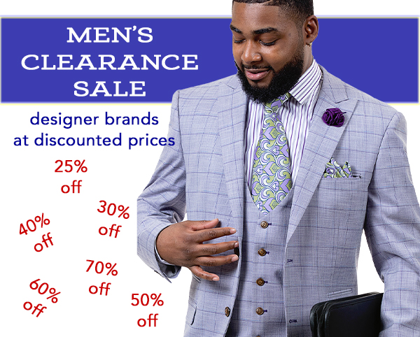 Mens Clearance Sale