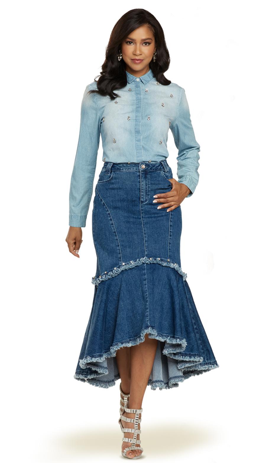 DV  Jeans 8441-BL