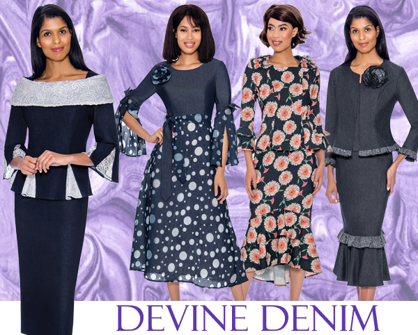 Devine Denim Spring and Summer 2019