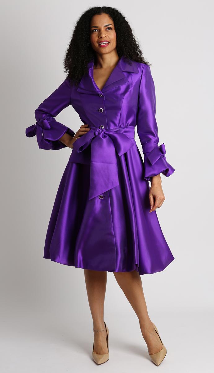 Diana Dress 8222-PUR