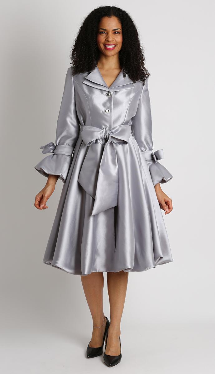 Diana Dress 8222-SIL