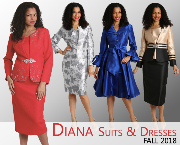 Diana Suits and Dresses Fall Edition