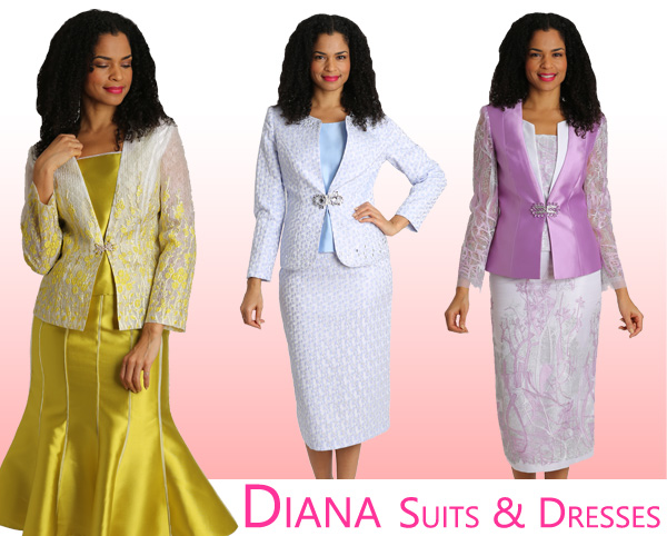 Diana Suits and Dresses Spring and Summer 2019