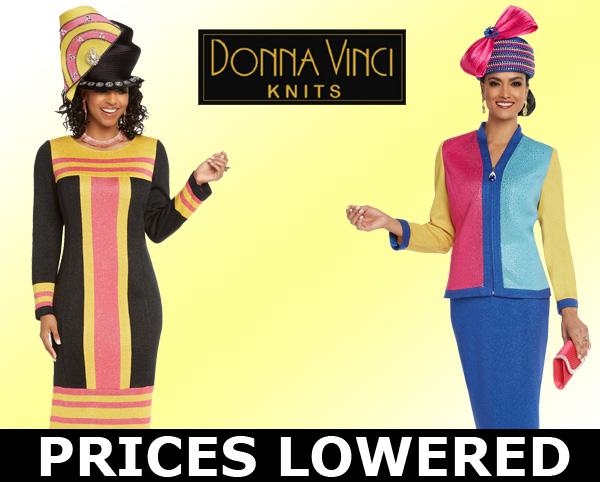 Donna Vinci Knits Fall Line