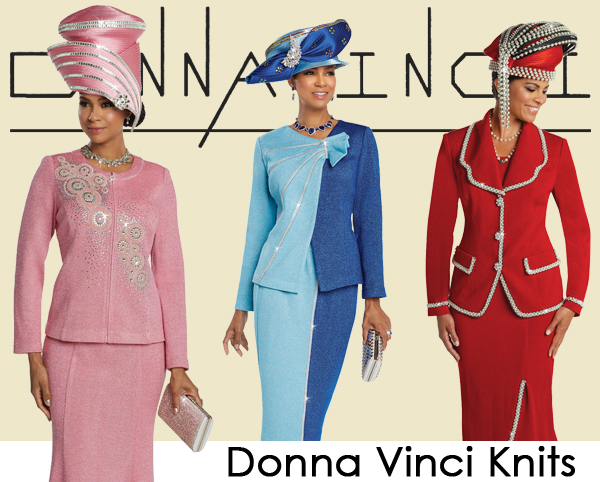 Donna Vinci Knits Spring and Summer 2019
