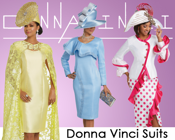 Donna Vinci Couture Spring and Summer 2019