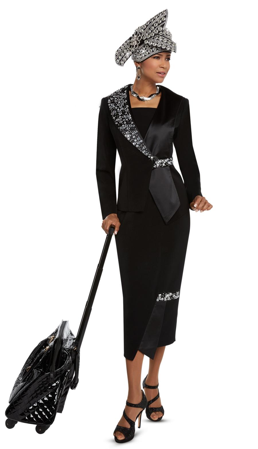 Donna Vinci Suit 11620