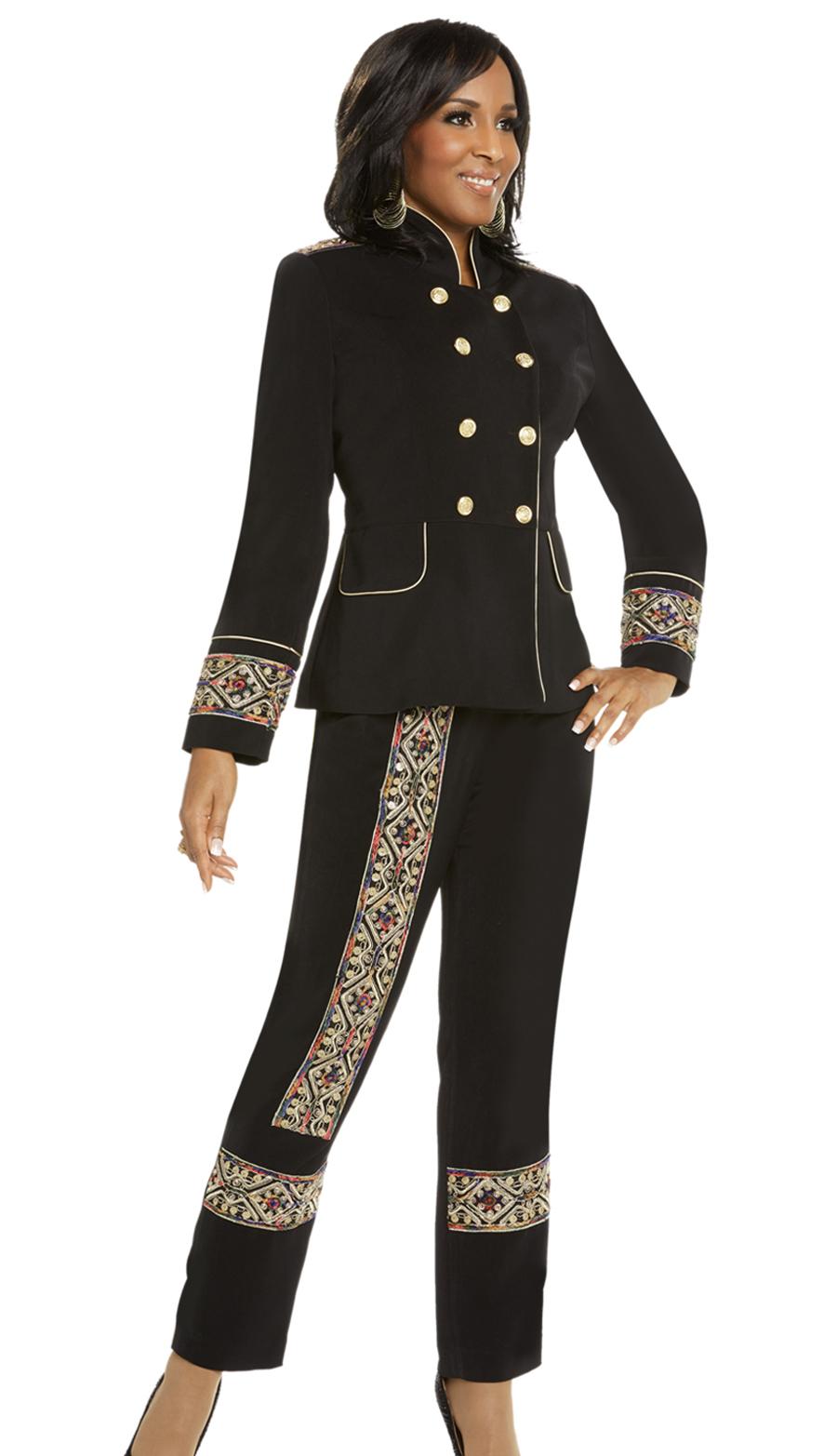 Donna Vinci Pant Suit 11662