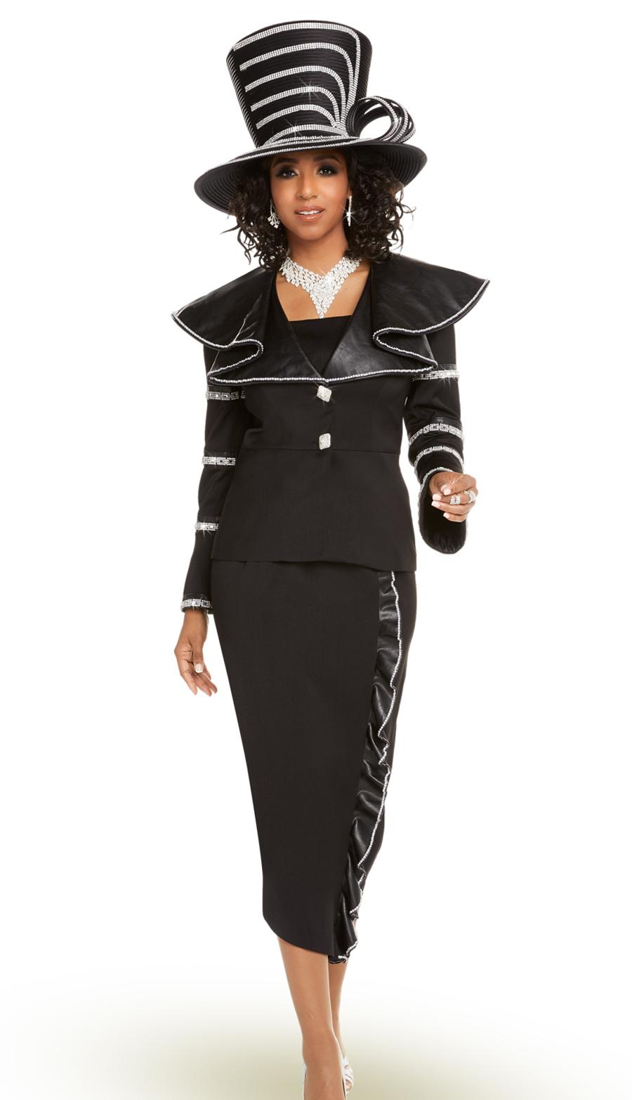 Donna Vinci Suit 11671