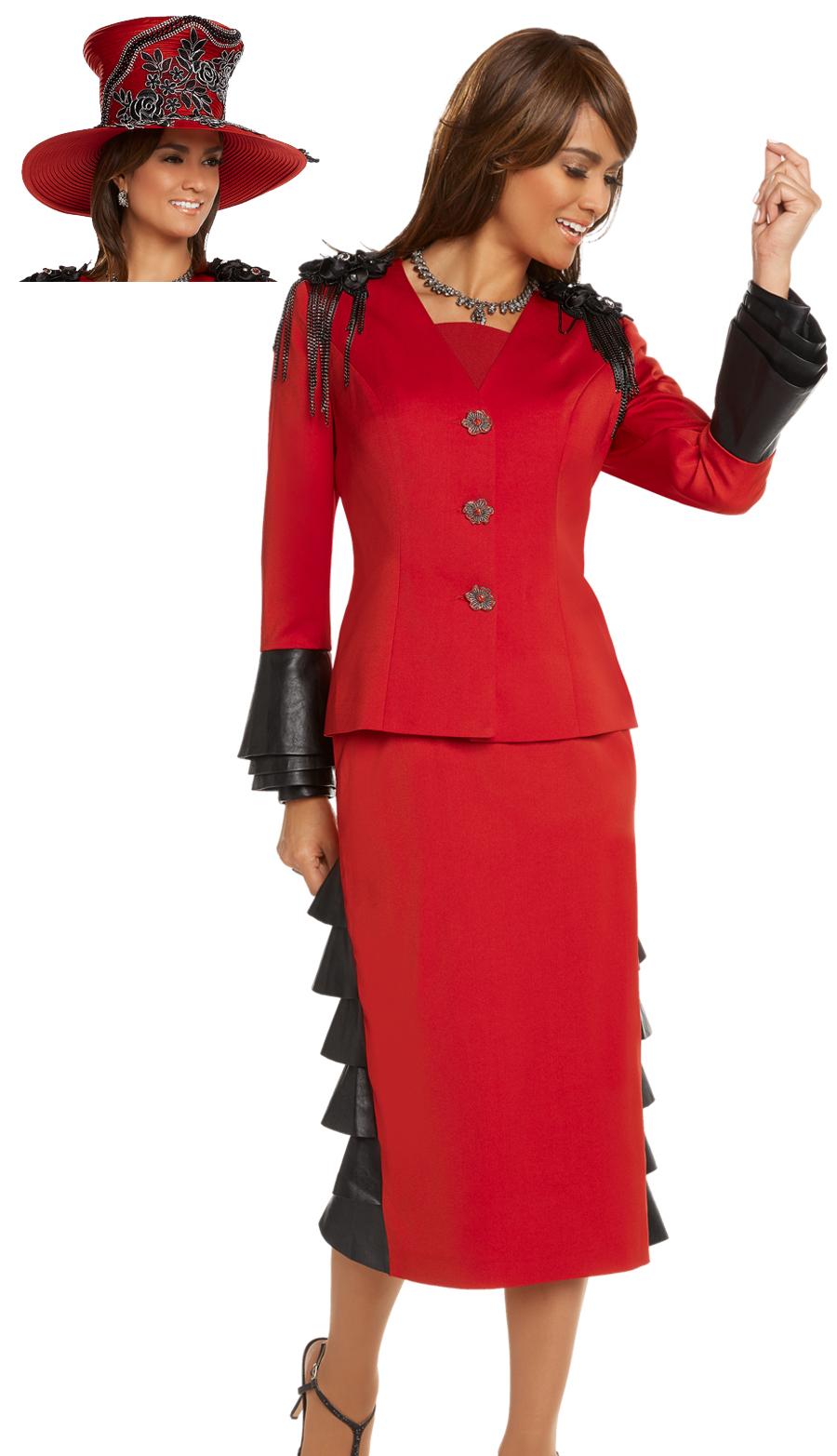 Donna Vinci Suit 11672
