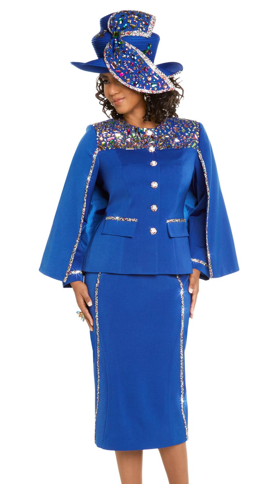 Donna Vinci Suit 11673