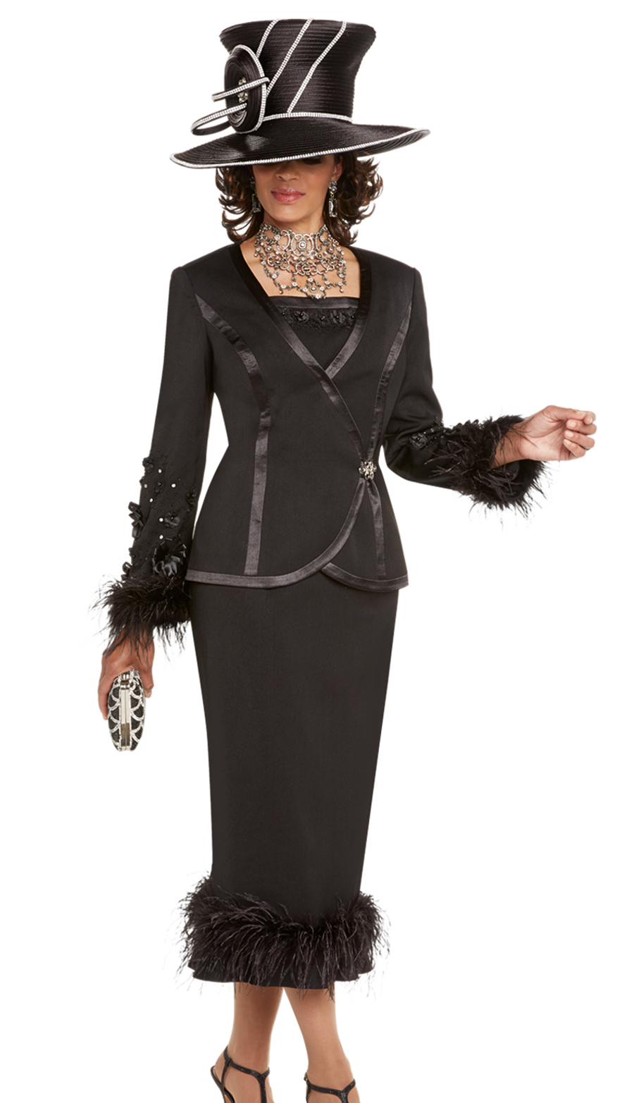 Donna Vinci Suit 11681