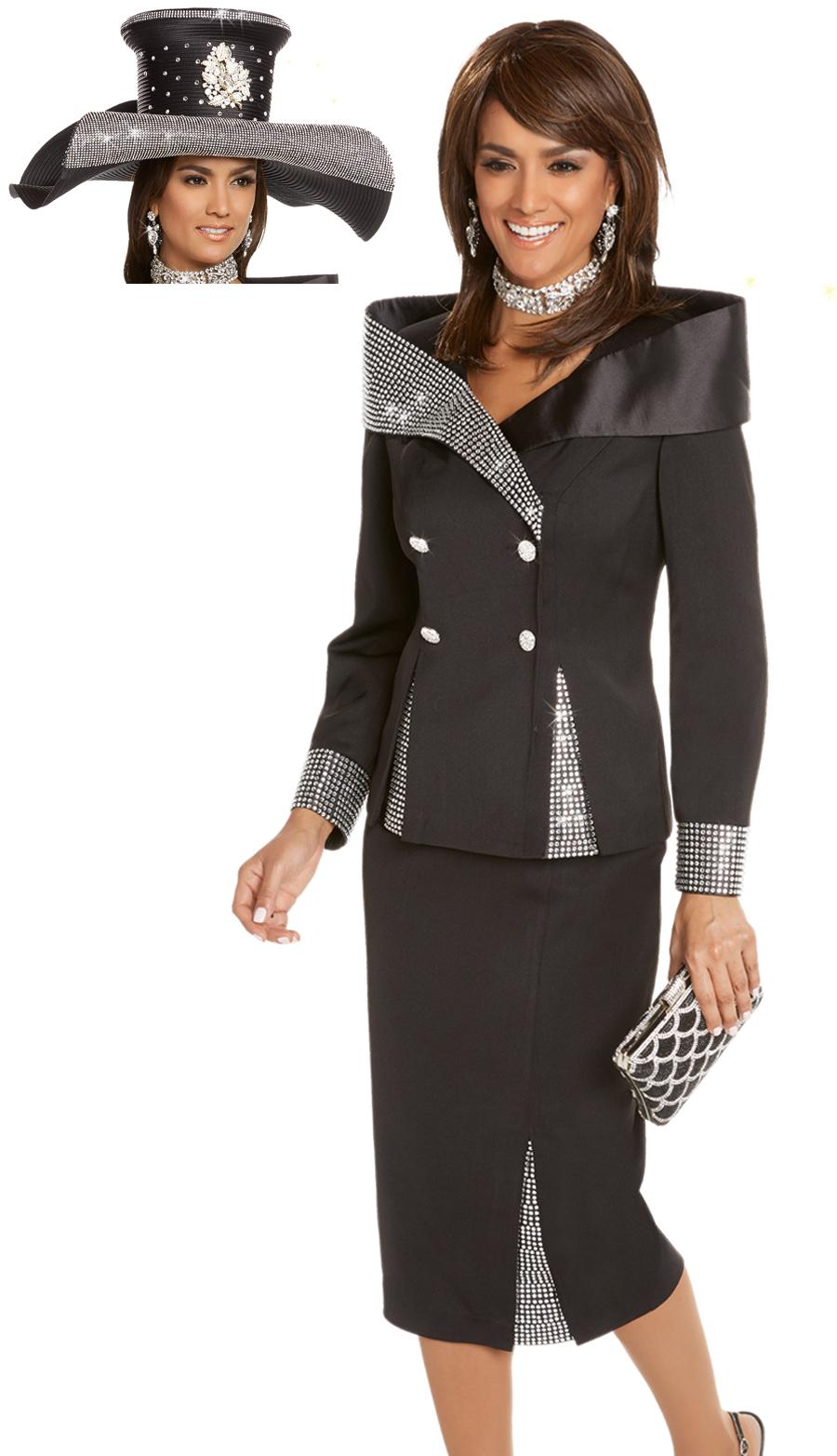 Donna Vinci Suit 11686