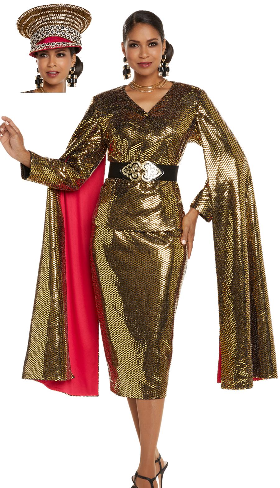 Donna Vinci Suit 11688