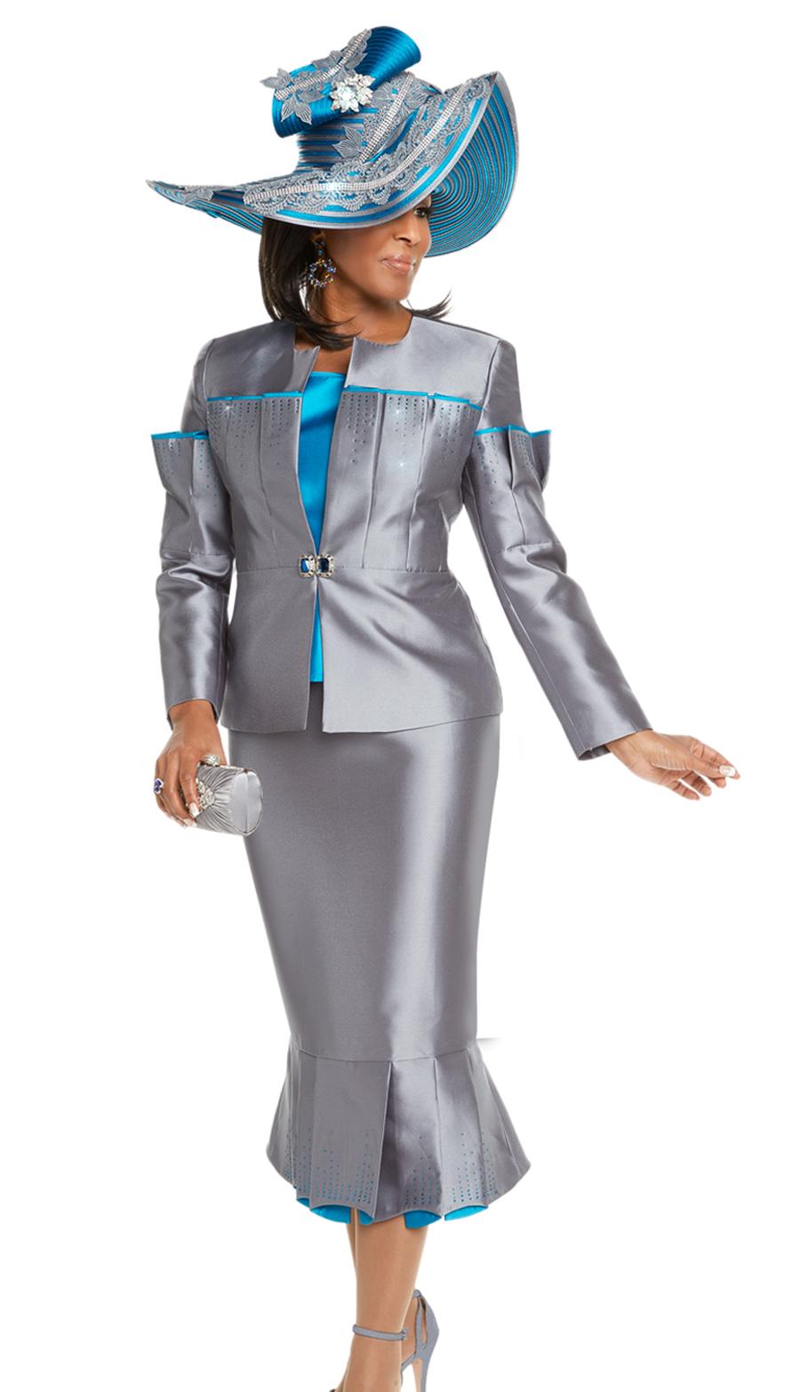 Donna Vinci Suit 11699