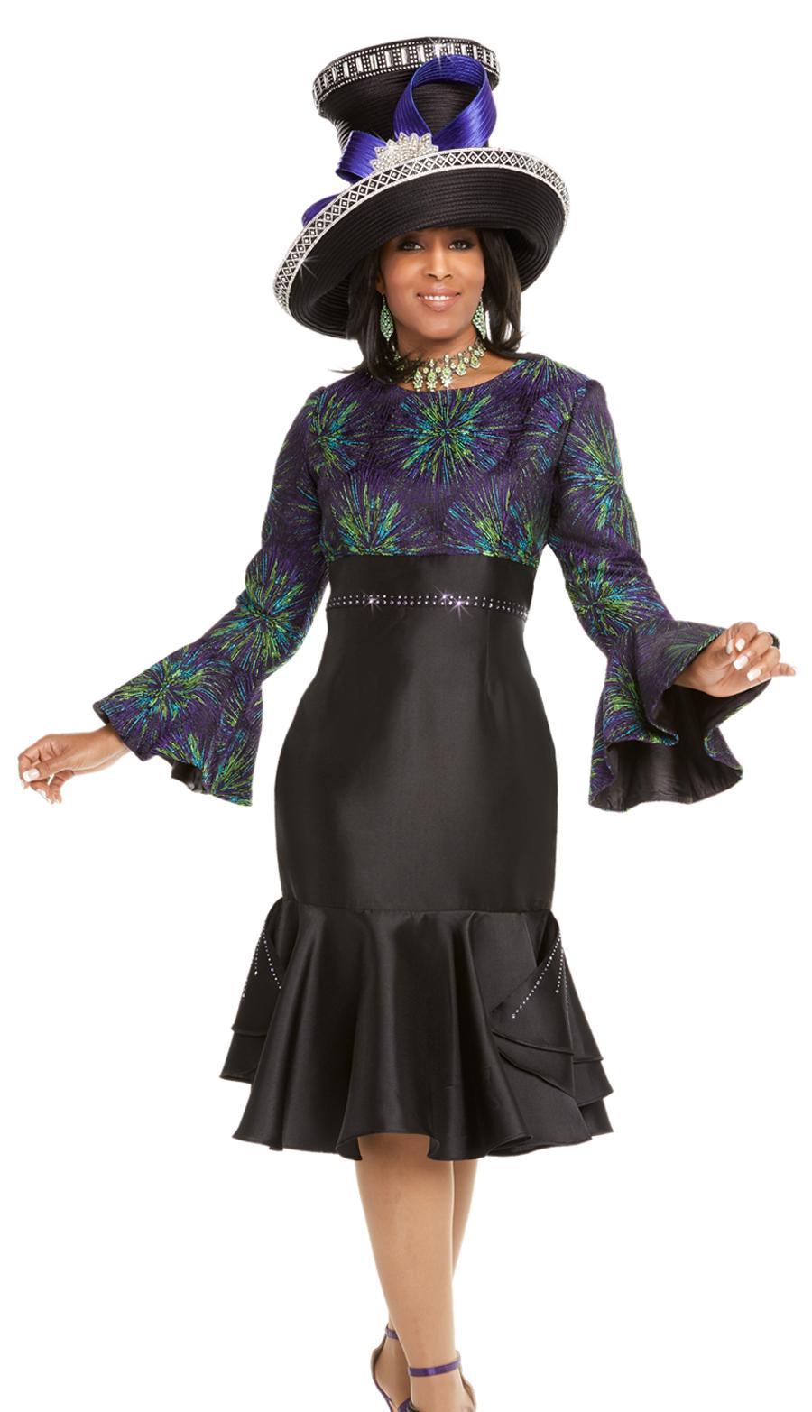 Donna Vinci Dress 11701