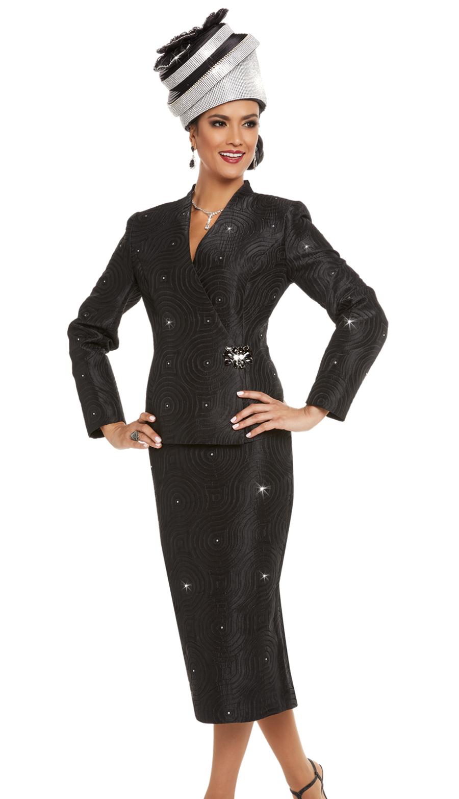 Donna Vinci Suit 11706