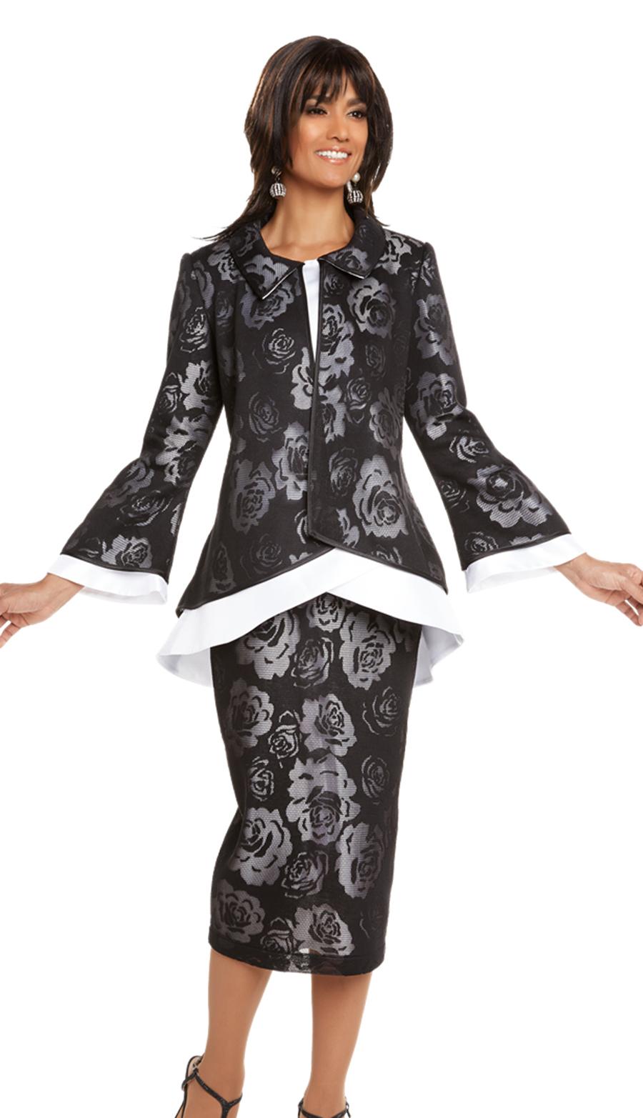Donna Vinci Suit 11707