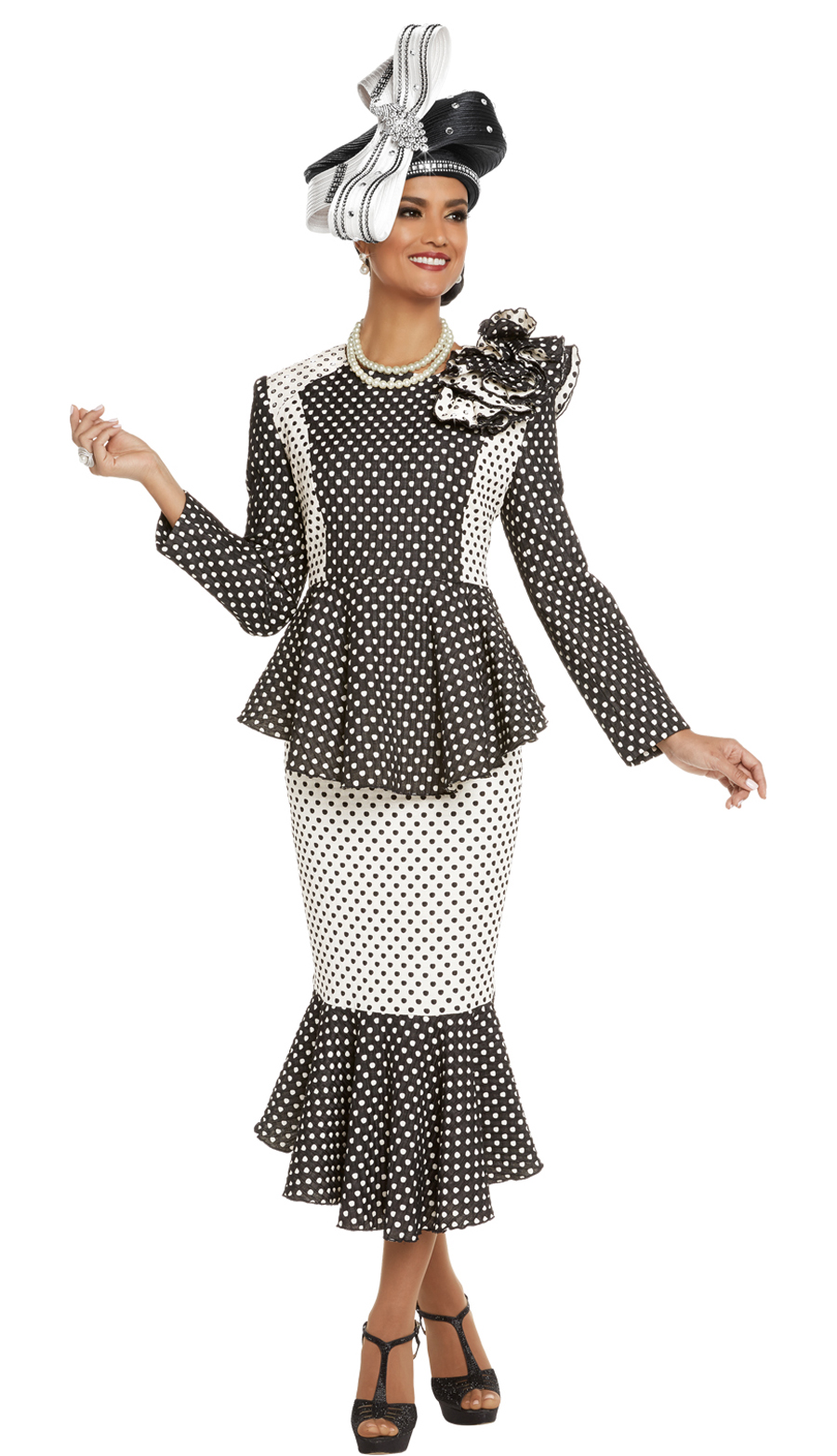 Donna Vinci Suit 11708