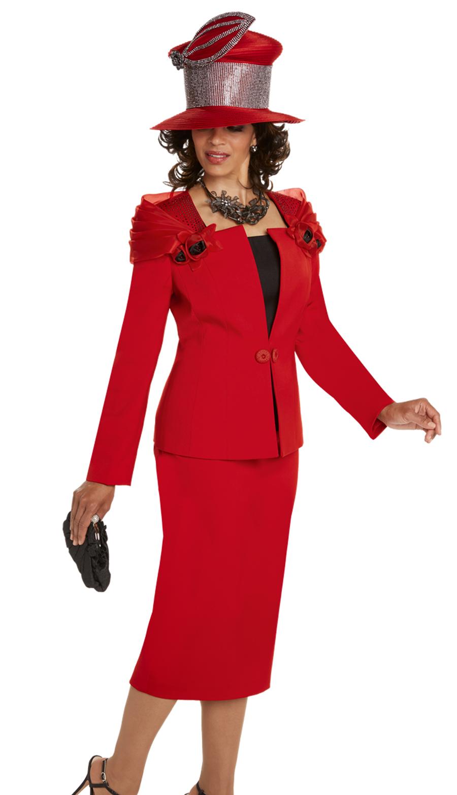 Donna Vinci Suit 11712