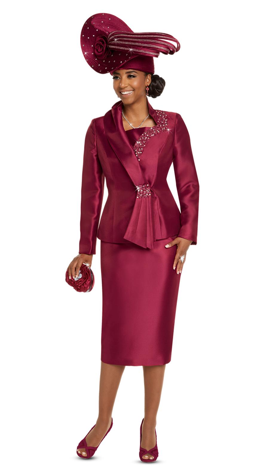 Donna Vinci Suit 11714