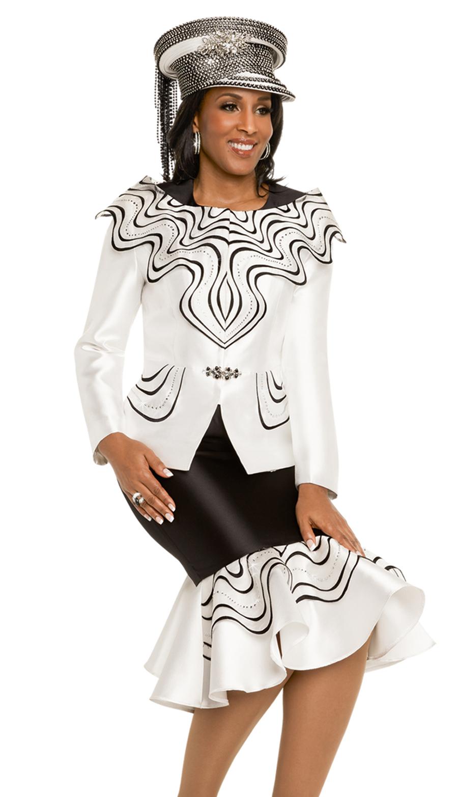 Donna Vinci Suit 11717