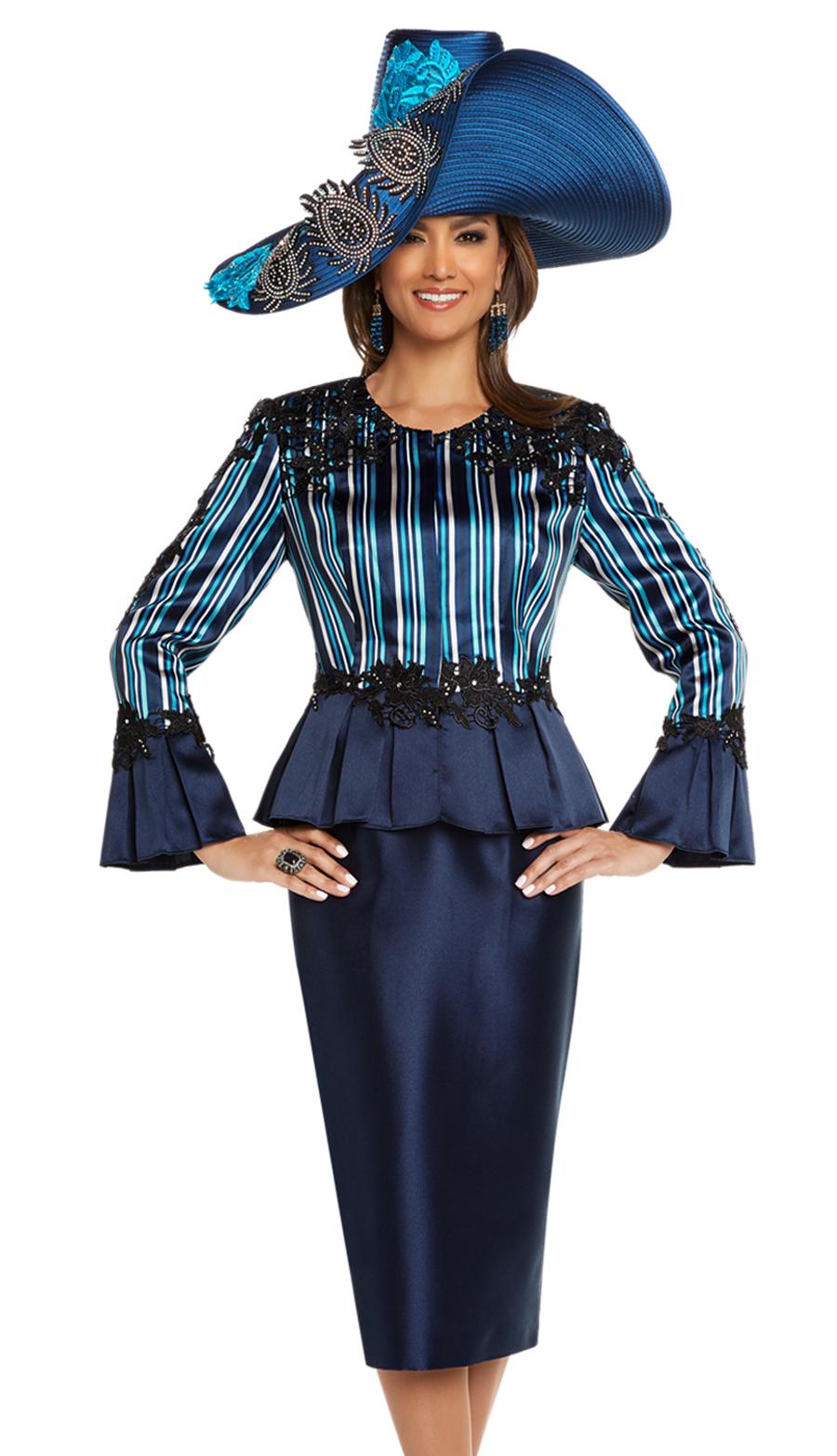 Donna Vinci Suit 11724
