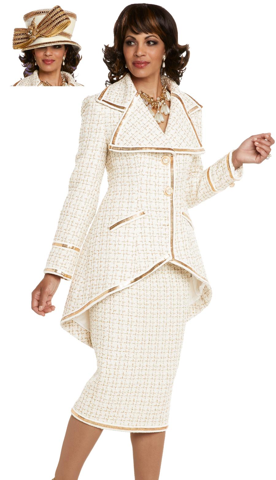 Donna Vinci Suit 5598