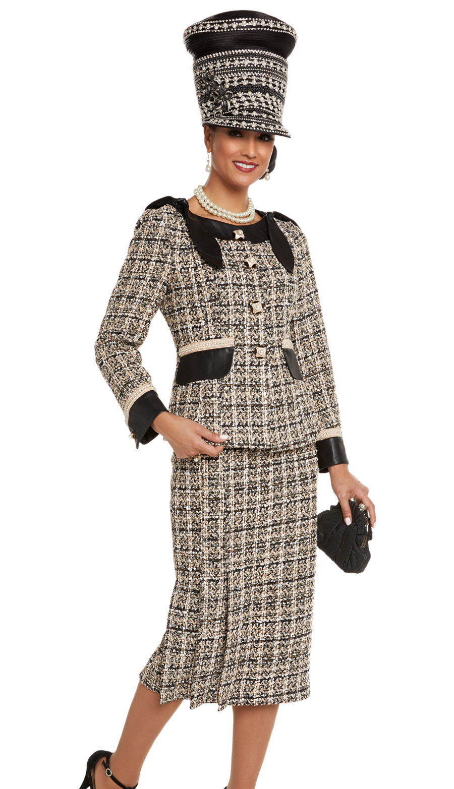 Donna Vinci Suit 5600
