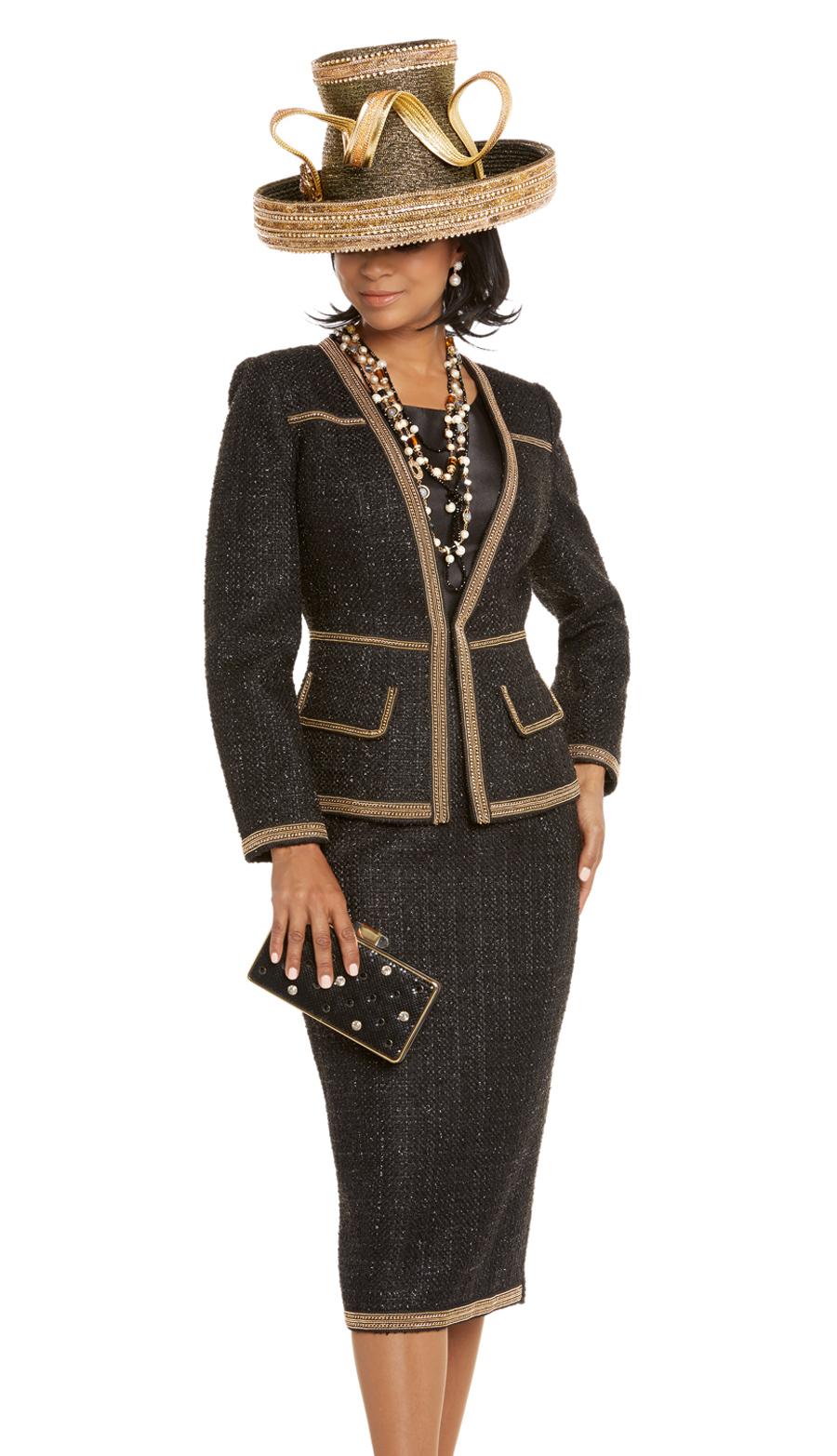 Donna Vinci Suit 5604