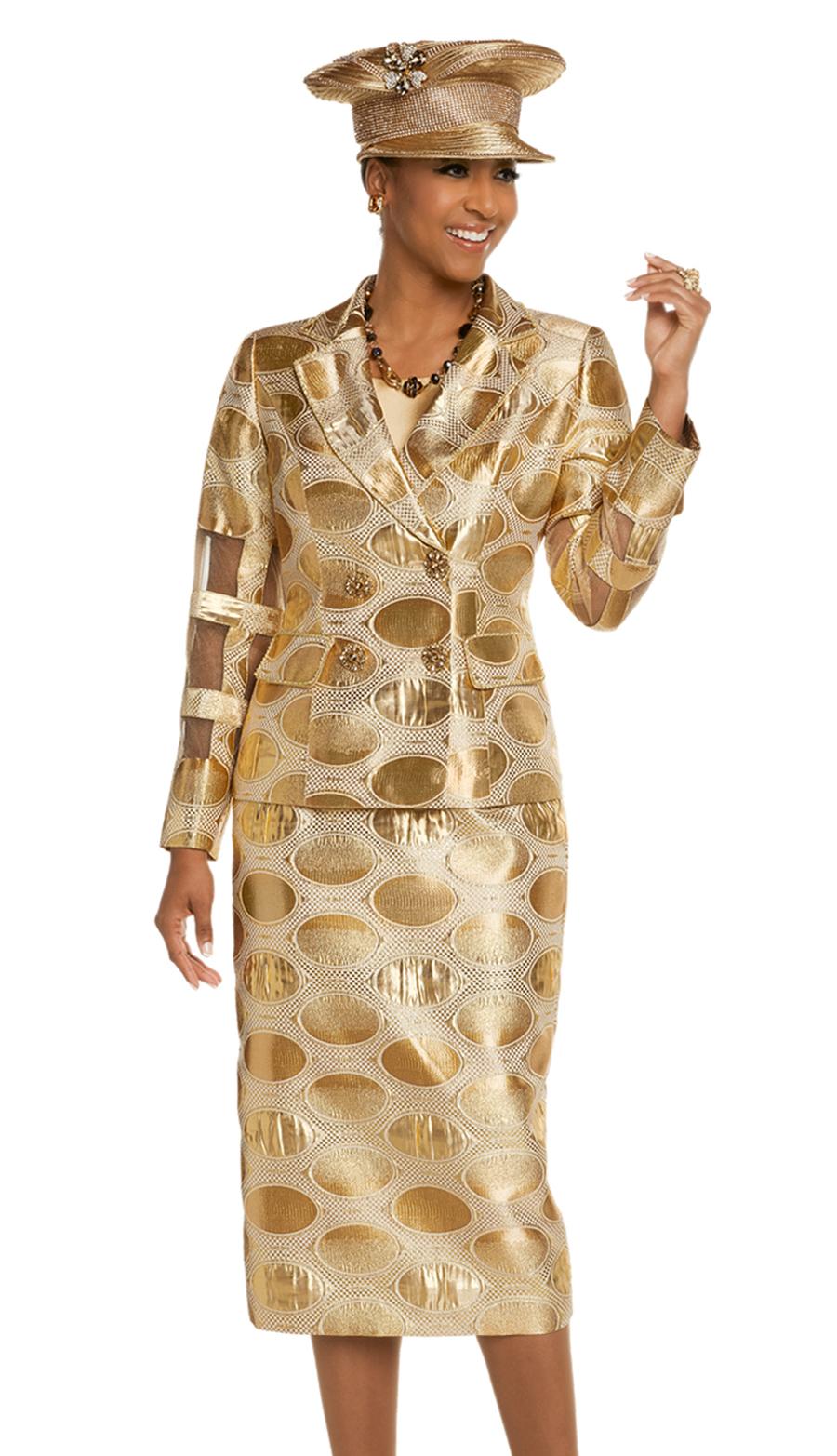 Donna Vinci Suit 5605