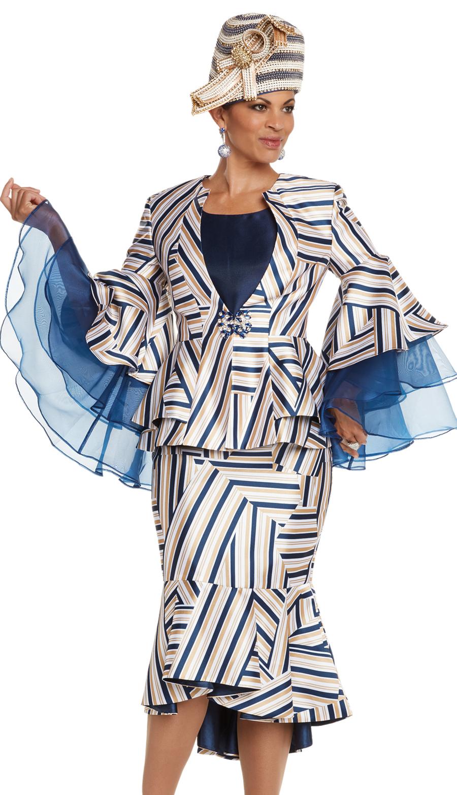 Donna Vinci Suit 5610