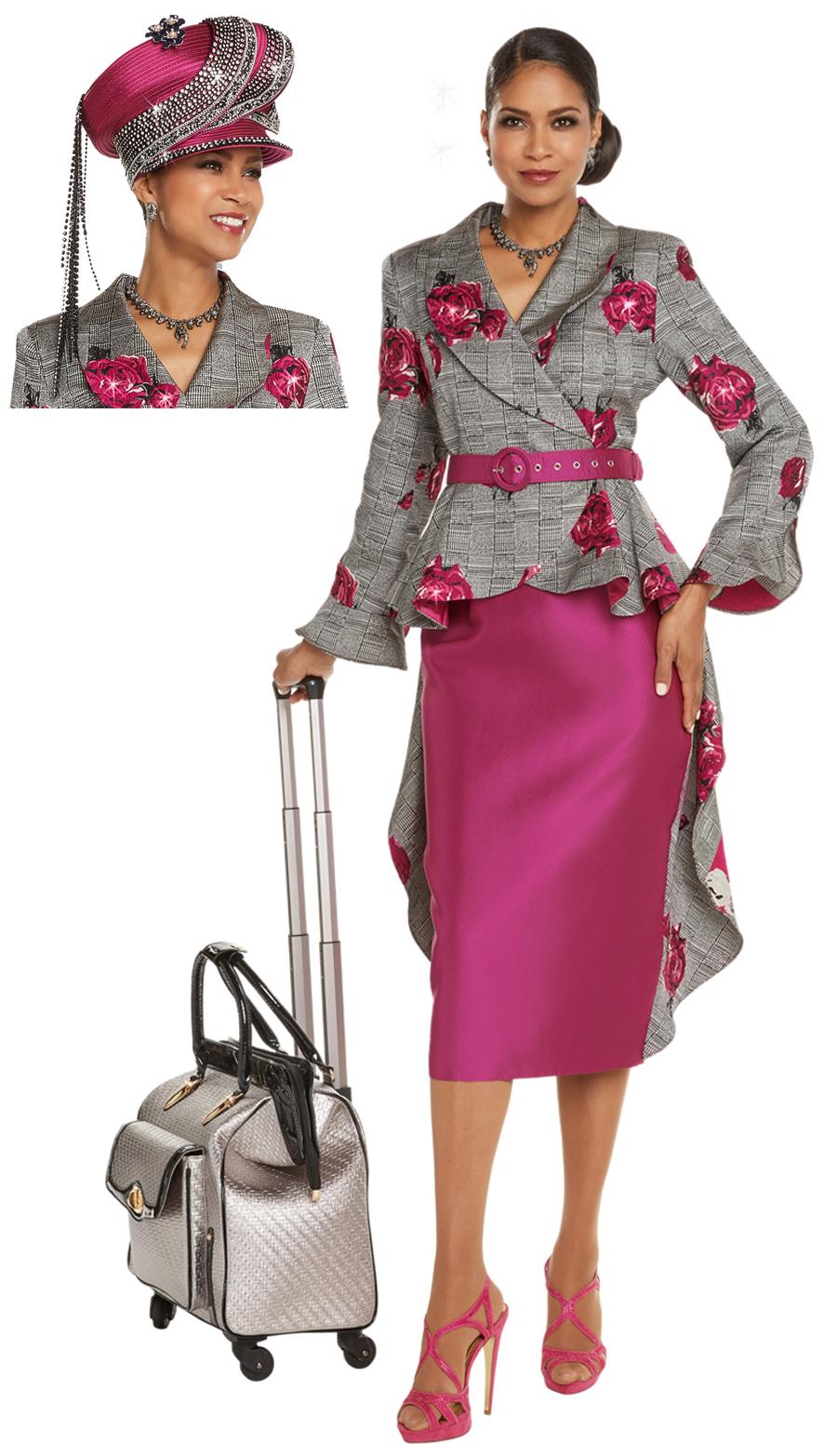 Donna Vinci Suit 5612
