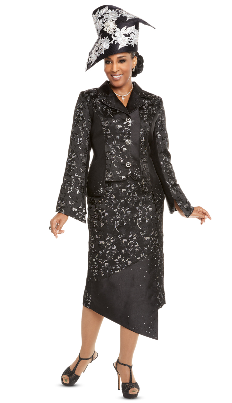 Donna Vinci Suit 5613