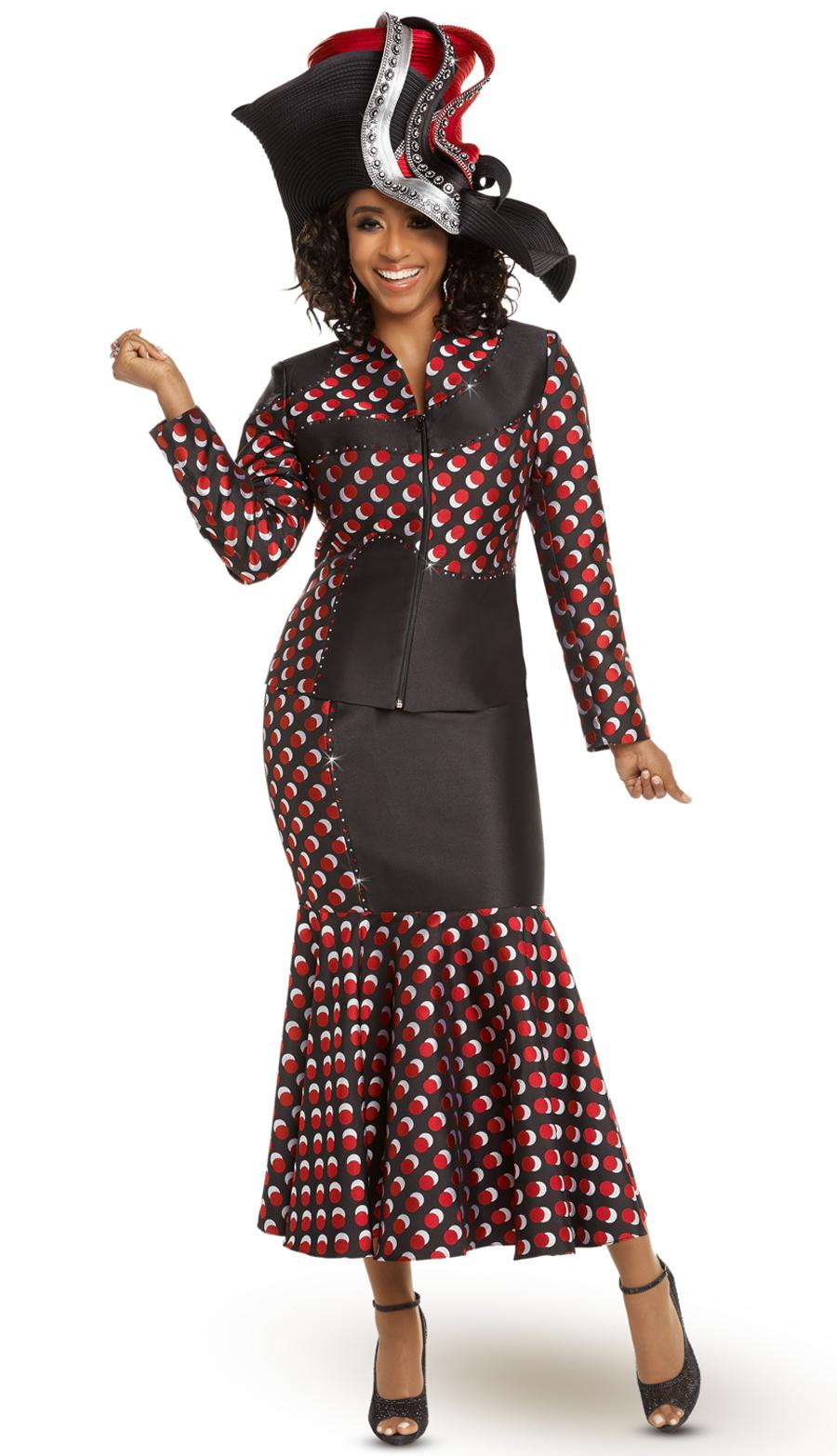 Donna Vinci Suit 5616
