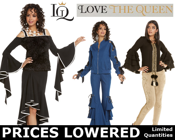 Love The Queen Fall Collection