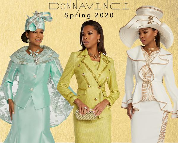 Donna Vinci Spring 2020