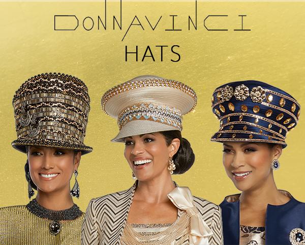 Donna Vinci Hats