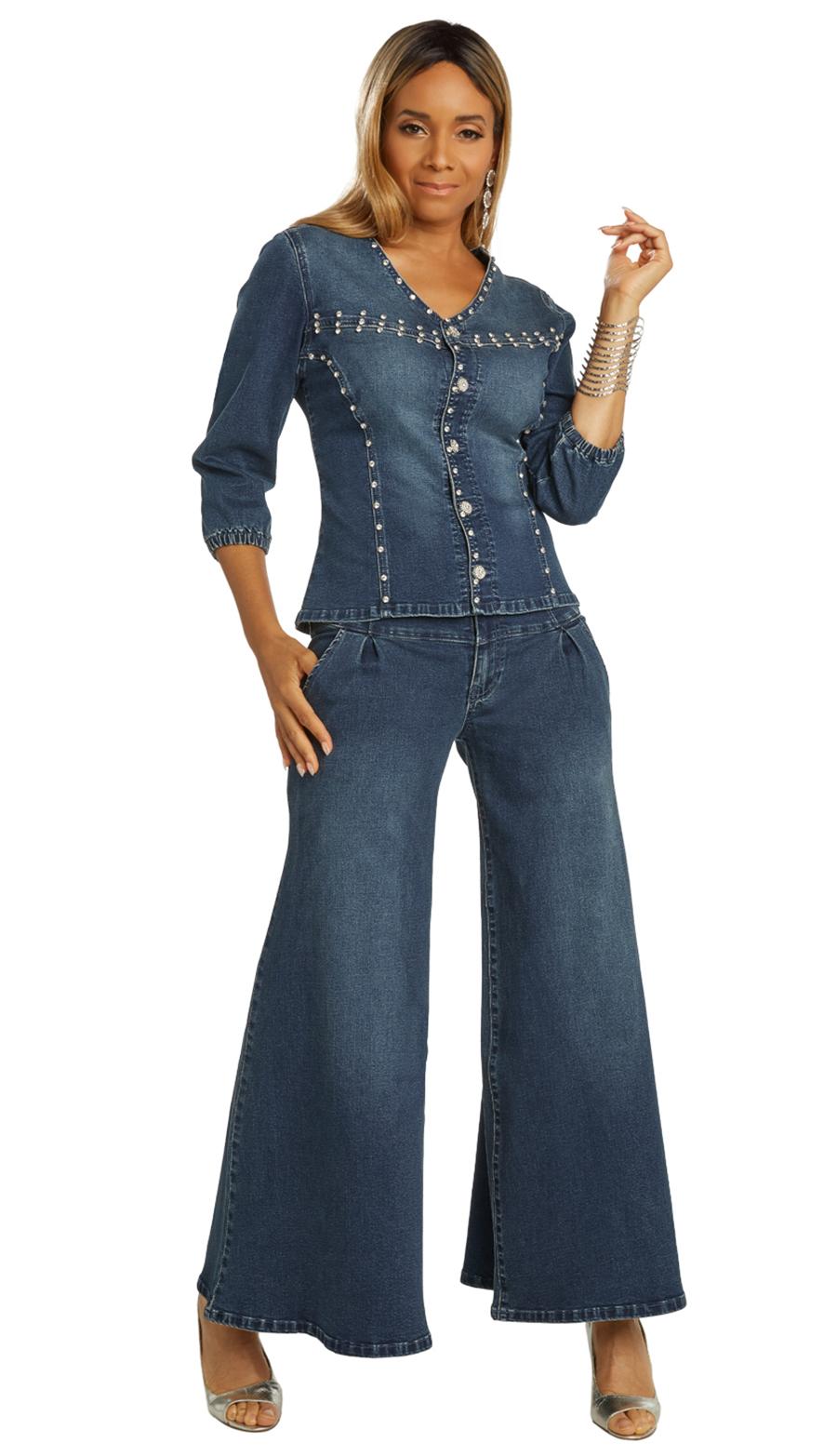 DV  Jeans 8434-BL
