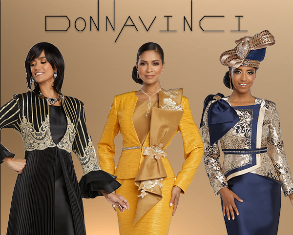 Donna Vinci Fall Collection