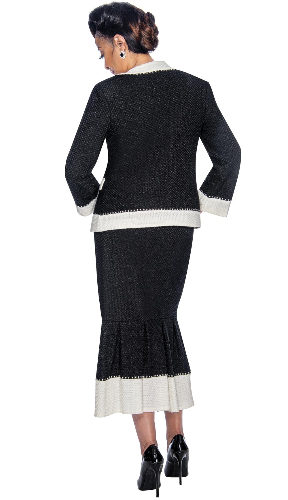 Dorinda Clark-Cole Suit 1883-BW