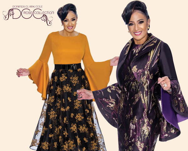 Dorinda Clark-Cole Fall Collection