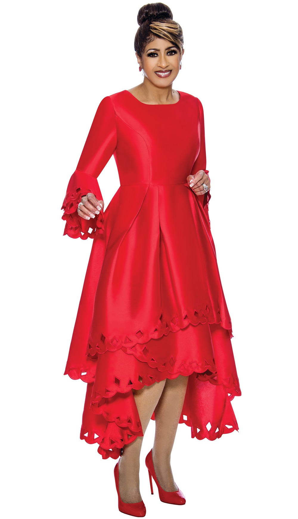 Dorinda Clark-Cole Dress 1431-RE-BCO