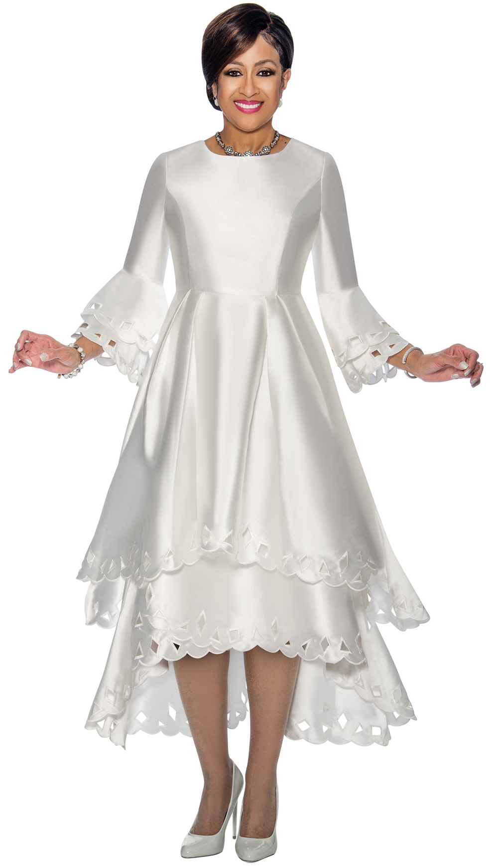 Dorinda Clark-Cole Dress 1431-WH