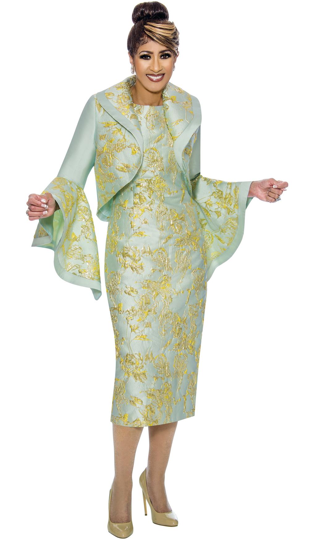 Dorinda Clark-Cole Dress 2002-C