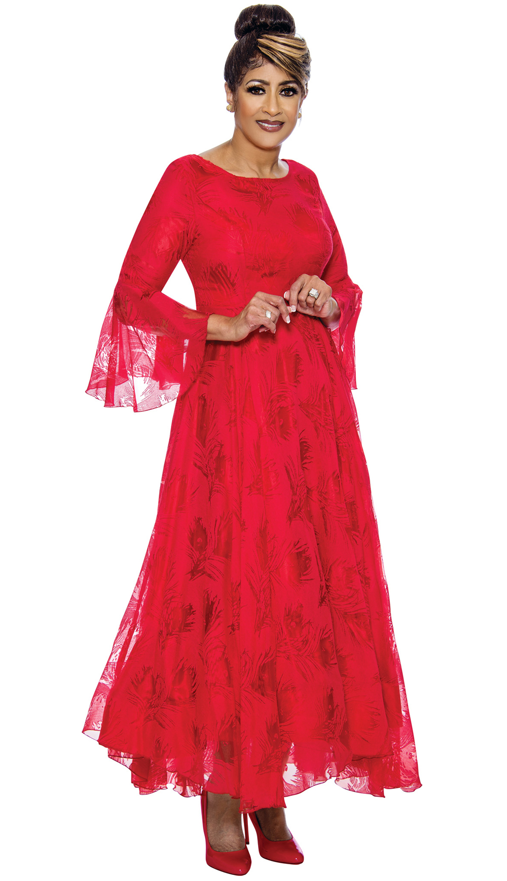 Dorinda Clark-Cole Dress 2021-RE
