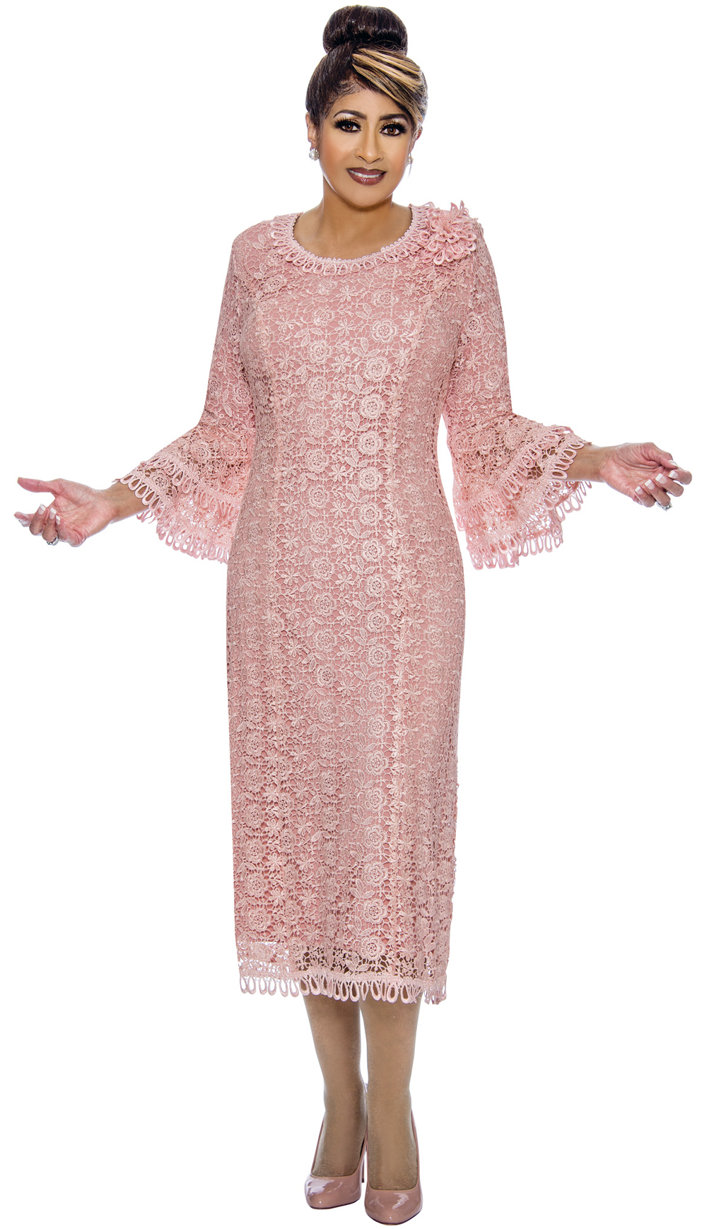 Dorinda Clark-Cole Dress 2101-PI