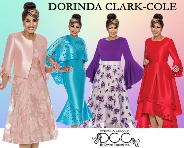 Dorinda Clark-Cole Spring and Summer 2019