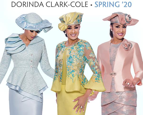 Dorinda Clark Cole Spring 2020