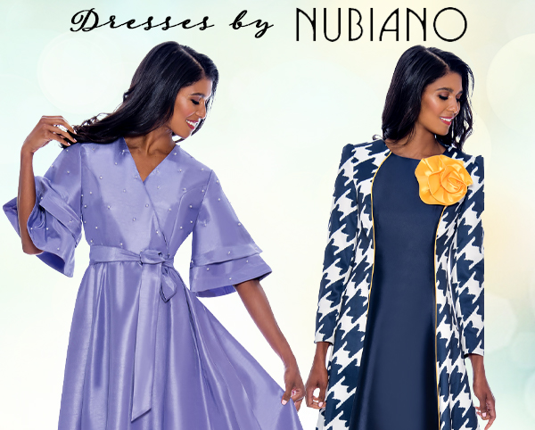 Dresses by Nubiano Spring